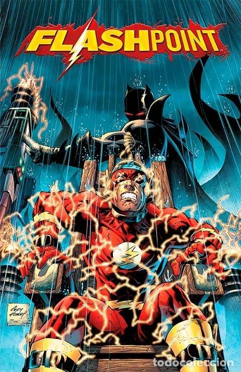 FLASHPOINT 2 - ECC / DC EDICIÓN XP / TAPA DURA PORTADAS LENTICULARES (Tebeos y Comics - Comics otras Editoriales Actuales)
