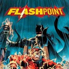 Cómics: FLASHPOINT 2 - ECC / DC EDICIÓN XP / TAPA DURA PORTADAS LENTICULARES. Lote 182708403
