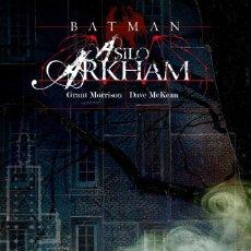 Cómics: BATMAN : ASILO ARKHAM - ECC / DC / EDICIÓN DELUXE / TAPA DURA / GRANT MORRISON & DAVE MCKEAN. Lote 182719751