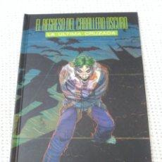 Cómics: BATMAN LA ULTIMA CRUZADA (EL REGRESO DEL CABALLERO OSCURO) ECC. Lote 182720348