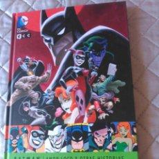 Cómics: BATMAN AMOR LOCO Y OTRAS HISTORIAS ECC. Lote 182771853