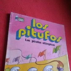 Cómics: LOS PITUFOS. Lote 182947540