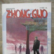 Cómics: ZHONG GUO - HERMANN / YVES H - TAPA DURA - DOLMEN EDITORIAL. Lote 183011076