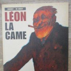 Cómics: LEON LA CAME - CHOMET - DE CRECY -. ESPECIAL BD - PLANETA DEAGOSTINI. Lote 183011848