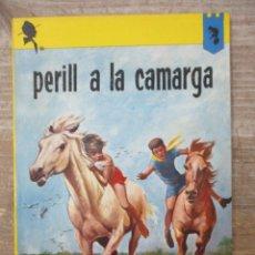 Cómics: LA PATRULLA DELS CASTORS - PERILL A LA CAMARGA - ANXANETA. Lote 183013040