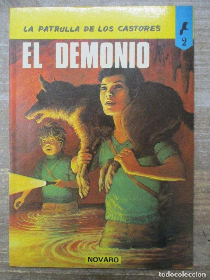 LA PATRULLA DE LOS CASTORES - EL DEMONIO - ANXANETA / NOVARO (Tebeos y Comics - Comics otras Editoriales Actuales)