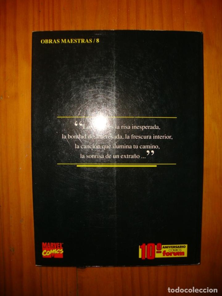 Cómics: LONGSHOT - ANN NOCENTI, ARTHUR ADAMS - FORUM, MUY BUEN ESTADO - Foto 3 - 183034045