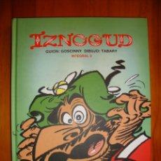 Cómics: IZNOGUD. INTEGRAL 2 - GUIÓN: GOSCINNY, DIBUJO: TABARY - TRILITA EDICIONES, COMO NUEVO, RARO. Lote 183169347