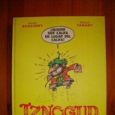 Cómics: IZNOGUD. INTEGRAL 3 - GUIÓN: GOSCINNY, DIBUJO: TABARY - TRILITA EDICIONES, COMO NUEVO, RARO. Lote 183169626