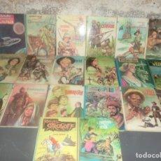 Cómics: LOTE DE TEBEO COMIX DE EDITORIAL VASCO AMERICANA AÑOS 60. Lote 183175751