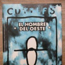 Cómics: CUTTLAS - EL HOMBRE DEL OESTE - CALPURNIO - TAPA DURA - GLENAT . Lote 183180086