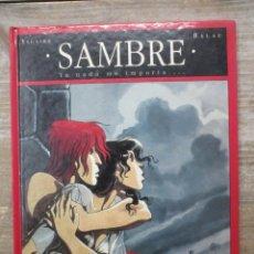 Cómics: SAMBRE YA NADA ME IMPORTA - Nº 1 - TAPA DURA - GLENAT . Lote 183181828