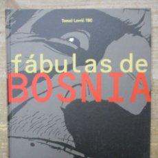 Cómics: FÁBULAS DE BOSNIA - TOMAZ LAVRIC TBC - TAPA DURA - GLENAT . Lote 183181968