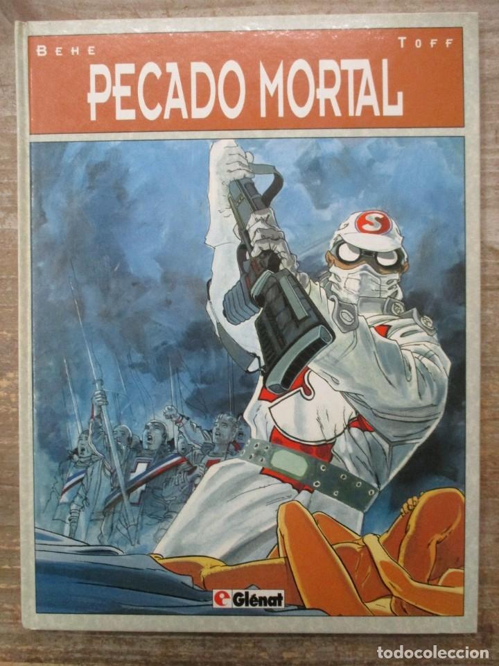 PECADO MORTAL. - BEHE / TOFF - TAPA DURA - GLENAT (Tebeos y Comics - Comics otras Editoriales Actuales)