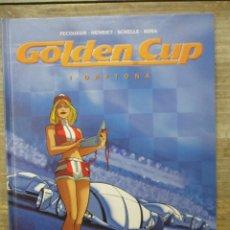 Cómics: GOLDEN CUP - COLECCION COMPLETA - TRES TOMOS - TAPA DURA - GLENAT . Lote 183185062