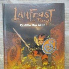 Cómics: LANFEUST DE TROY - EL CASTILLO DE ORO - ARTESTON & TARQUIN - TAPA DURA - . Lote 183185925
