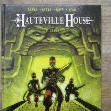 Cómics: HAUTEVILLE HOUSE -COLECCION COMPLETA - 3 TOMOS - TAPA DURA - . Lote 183186202