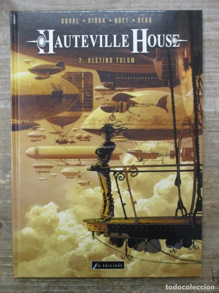 Cómics: HAUTEVILLE HOUSE -COLECCION COMPLETA - 3 TOMOS - TAPA DURA - - Foto 2 - 183186202
