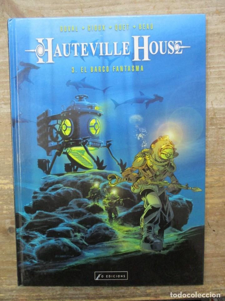 Cómics: HAUTEVILLE HOUSE -COLECCION COMPLETA - 3 TOMOS - TAPA DURA - - Foto 3 - 183186202