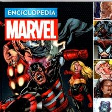 Cómics: ENCICLOPEDIA MARVEL. VOL. 4. Nº 24. LOS VENGADORES. ALTAYA. Lote 183262942
