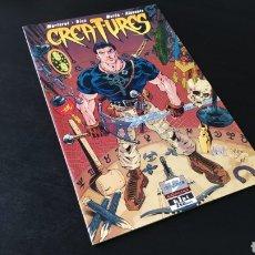 Cómics: DE KIOSCO CREATURES 2 DUDE COMICS. Lote 183277595