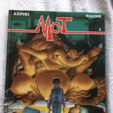Cómics: MOT (NACHO AZPIRI). Lote 210521052