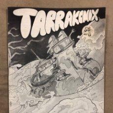 Cómics: TARRAKOMIX N° 2 (TARRAGONA 1977). HISTÓRICO FANZINE HISTORIETAS: NAPI, SARLÉ, DIDEC.... Lote 183299362