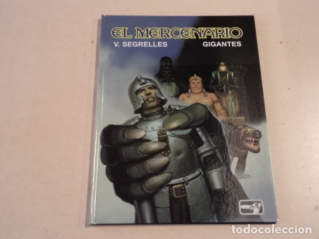 EL MERCENARIO Nº 10 - GIGANTES - VICENTE SEGRELLES (Tebeos y Comics - Comics otras Editoriales Actuales)