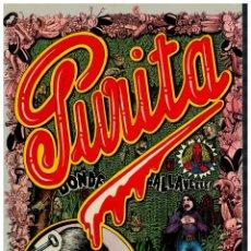 Cómics: PURITA -MADRÁGORA,1975- NAZARIO,MARISCAL,CEESEPE.. - EXCELENTE-. Lote 183314316