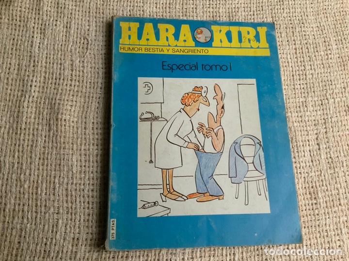 HARA KIRI , HUMOR BESTIA - TOMO RECOPILATORIO , CONTIENE Nº 11,12,13,14,15,16 (Tebeos y Comics - Comics otras Editoriales Actuales)