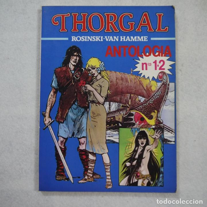 THORGAL. ANTOLOGIA N.º 1-2. LOS TRES ANCIANOS DEL PAÍS DE ARÁN Y LA GALERA NEGRA -ROSINSKI-VAN HAMME (Tebeos y Comics - Comics otras Editoriales Actuales)