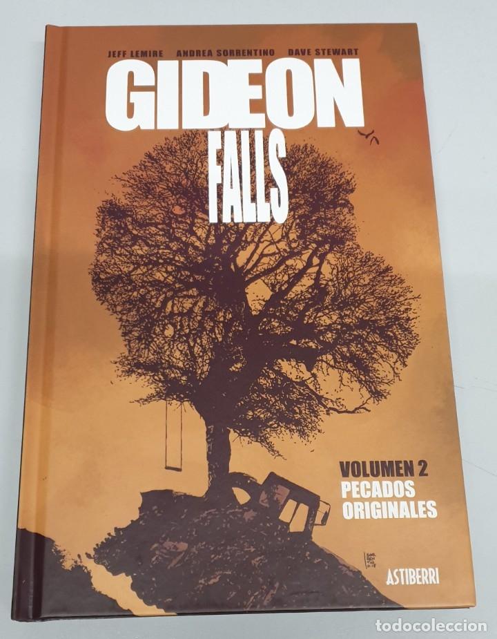 GYDEON FALLS Nº 2 - PECADOS ORIGINALES / JEFF LEMIRE - ANDREA SORENTINO / ASTIBERRI (Tebeos y Comics - Comics otras Editoriales Actuales)
