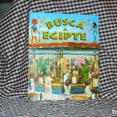 Cómics: BUSCA A EGIPTE, EDITORIAL SUSAETA, CATALAN.. Lote 183326133