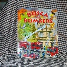 Cómics: BUSCA ELS BOMBERS, EDITORIAL SUSAETA, CATALAN.. Lote 183326393