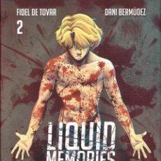 Cómics: LIQUID MEMORIES VOL.2.MANGA. NORMA EDITORIAL. Lote 183327193