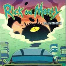 Cómics: RICK AND MORTY.VOL. 8.NORMA EDITORIAL. Lote 183327796
