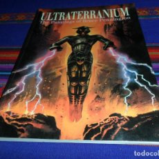 Cómics: ULTRATERRANIUM, THE PAINTINGS OF BRUCE PENNINGTON. PAPER TIGER 1991. RÚSTICA 128 PGNS. MBE. RARO.. Lote 183358772