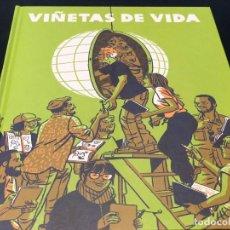 Cómics: VIÑETAS DE VIDA - MIGUEL GALLARDO/PACO ROCA/ALVARO ORTIZ/DAVID RUBÍN/SONIA PULIDO. Lote 183368792
