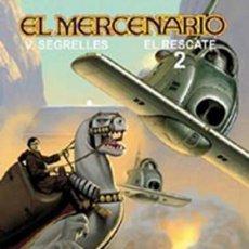 Cómics: EL MERCENARIO Nº 13 EL RESCATE 2 - V. SEGRELLES - CARTONE - COMO NUEVO - OFI15T. Lote 183527391