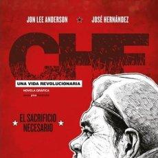 Cómics: CHE. UNA VIDA REVOLUCIONARIA Nº 3 EL SACRIFICIO NECESARIO - SEXTO PISO - CARTONE - IMPECABLE OFI15T. Lote 183528511