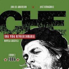 Cómics: CHE. UNA VIDA REVOLUCIONARIA Nº 2 LOS AÑOS DE CUBA - SEXTO PISO - CARTONE - IMPECABLE - OFI15T. Lote 183528713