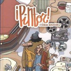 Cómics: ¡PINTOR! (ESTEBAN HERNANDEZ) ED. SINS ENTIDO - CARTONE - MUY BUEN ESTADO - OFI15T. Lote 183538162