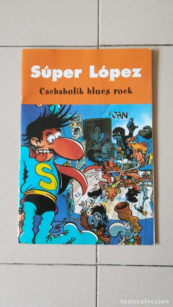 SÚPER LÓPEZ (Tebeos y Comics Pendientes de Clasificar)