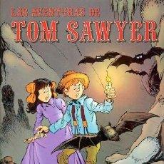 Cómics: LAS AVENTURAS DE TOM SAWYER (CHIQUI DE LA FUENTE) COL. CLASICOS Nº 9 - ED. SEDMAY - OFI15T. Lote 183621937