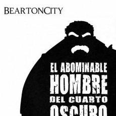Cómics: BEARTONCITY Nº 1 EL ABOMINABLE HOMBRE DEL CUARTO OSCURO (DANIEL MAINE) DIABOLO ED. IMPECABLE OFI15T. Lote 183622540