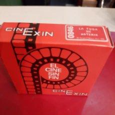 Cómics: LA FUGA DE ASTERIX CINE EXIN 0846 EL CINE SIN FIN. Lote 183727821