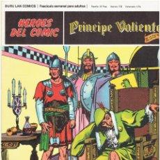 Cómics: * EL PRINCIPE VALIENTE * ED. BURULAN 1972 * LOTE 25 FASCICULOS 1ª EDICION *. Lote 183738680