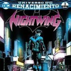 Comics: UNIVERSO DC NIGHTWING RENACIMIENTO Nº 3 - ECC - COMO NUEVO - OFI15T. Lote 183779597