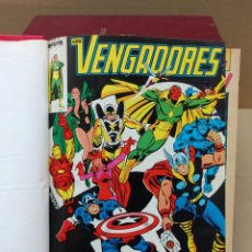 Cómics: LOS VENGADORES -FORUM,1983- LOTE DEL 1 AL 126 + ESPECIAL EN 13 TOMOS. LEER. Lote 183815318
