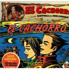 Cómics: EL CACHORRO -COMPLETA 213 NÚMEROS EN 27 TOMOS- REEDICIÓN DE IBERCOMIC 1985.MUY BUENA.. Lote 183829988
